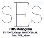Fifth Monogram